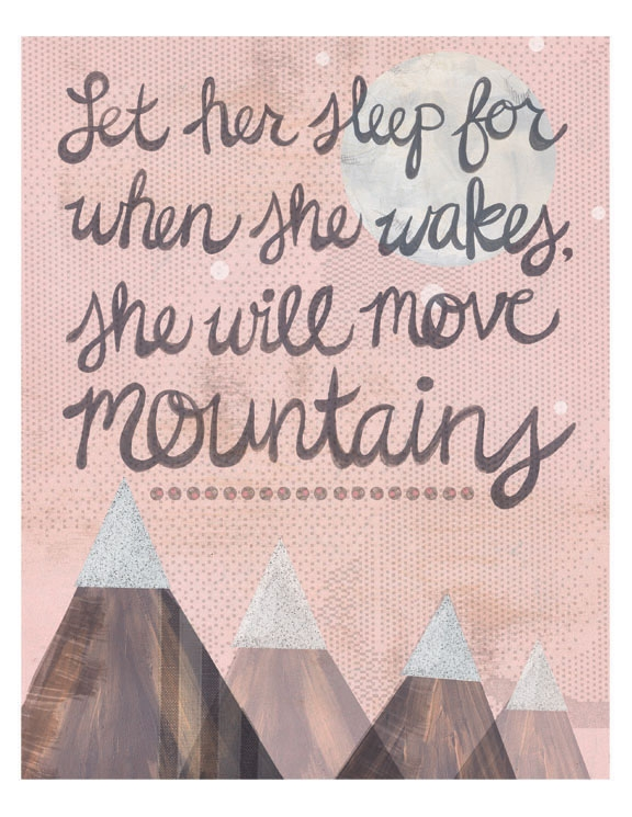 quote, let her sleep, motivation, inspiration, power, strength, healing, nutrition, nourishment