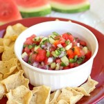 watermelon salsa, nutrition, health, diet