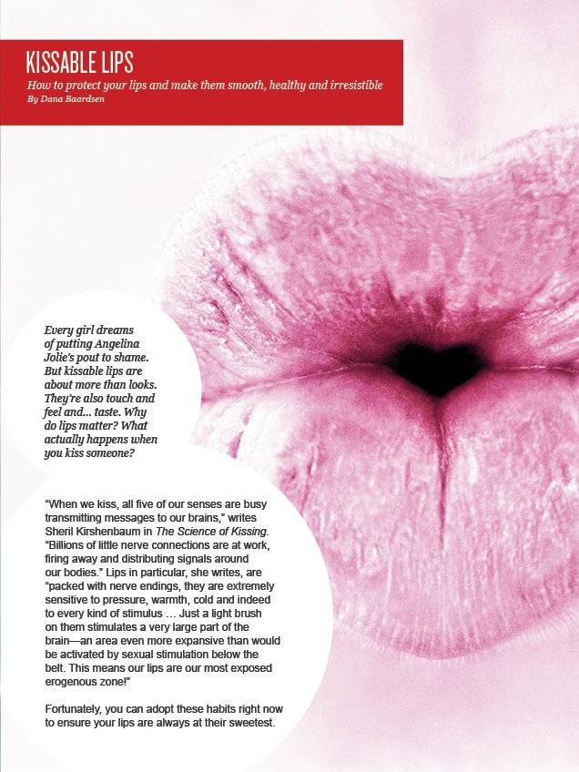 Kissable Lips